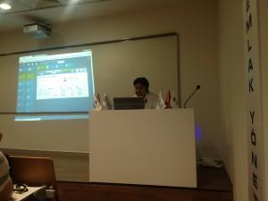 Ceyhun BAŞ- Toplu Yapı Yönetiminde Web Tabanlı Yazılım Kullanımı Eğitimi