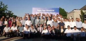 Boğaziçi Yönetim - Toplu Yapı Yöneticiliği Sertifika Programı Sertifika Dağıtım Töreni
